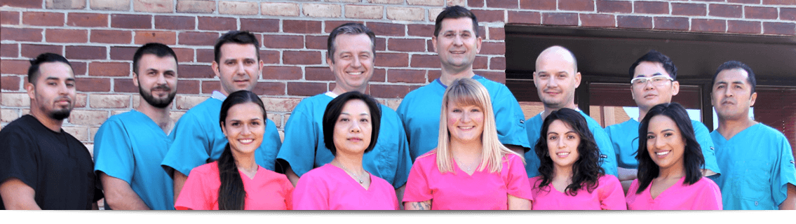 Lintec Dental Lab - Team Photo