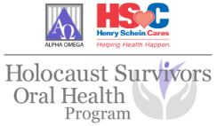 Holocaust Survivors Oral Health Program logo